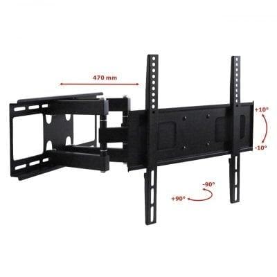 REGULOWANY WIESZAK DO TV LCD 23-65 AR-70