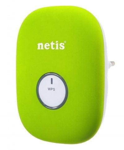 Wzmacniacz Sygnału WiFi N300 z LAN Netis E1