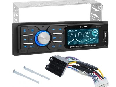 Radio BLOW AVH-8610 MP3 USB SD PANEL ISO 4x45W RDS