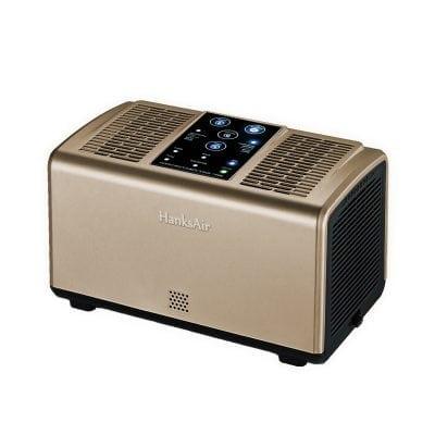 Oczyszczacz powietrza z jonizatorem i czujnikiem HanksAir V02