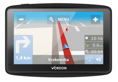 """Nawigacja GPS 7"""" TRUCK AV-IN 8GB EU Odblokowa"""