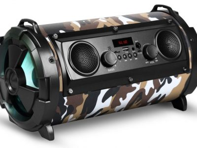 Głośnik Bluetooth SoundTUBE 190 MORO 30W RMS