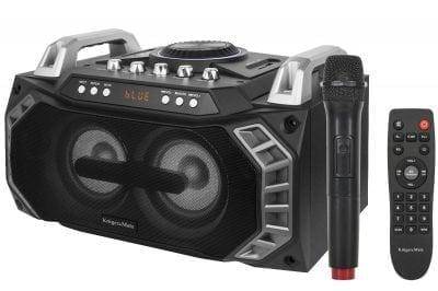 Boombox Krüger&Matz KM0533 BT FM Aux SD USB 2x40W mic