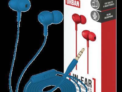 Słuchawki douszne do tabletów i smartfonów TRUST URBAN ZIVA