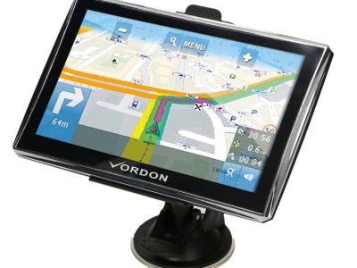 """Nawigacja samochodowa GPS 7"""" Vordon + Mapy PL EU"""