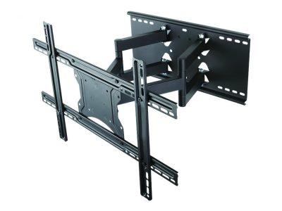 """UCHWYT DO TV LED/LCD ART AR-87 40-80"""" 60KG reg. pion/poziom 46cm"""