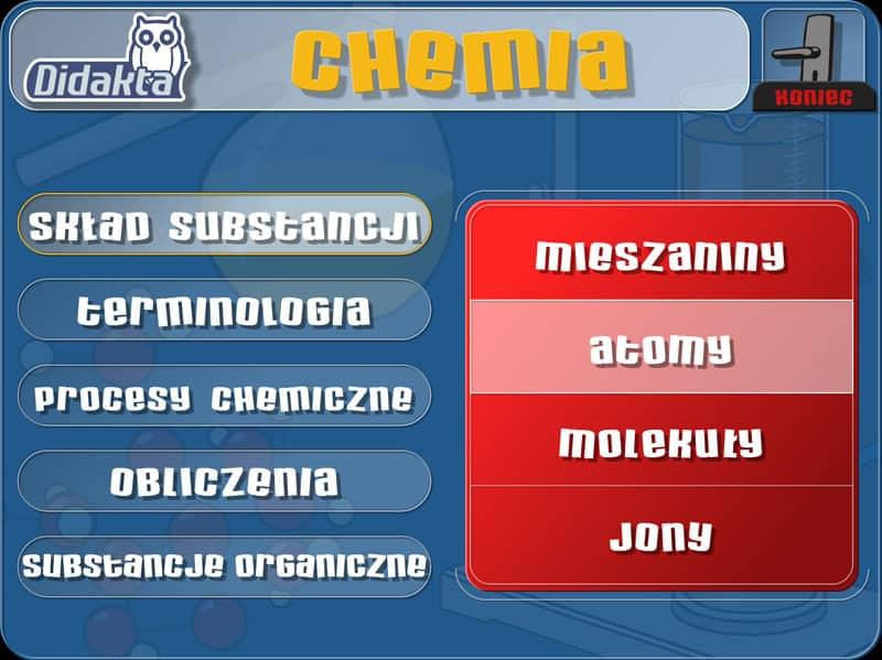 Didakta - Chemia (2013)