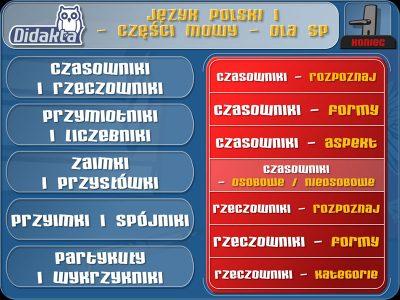 Didakta - Język polski 1 (2013)