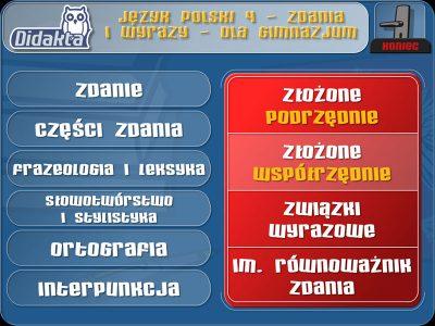 Didakta - Język polski 4 (2013)