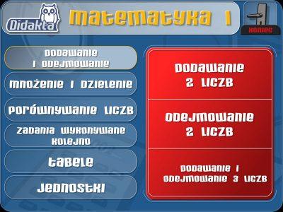 Didakta - Matematyka 1 (2013)