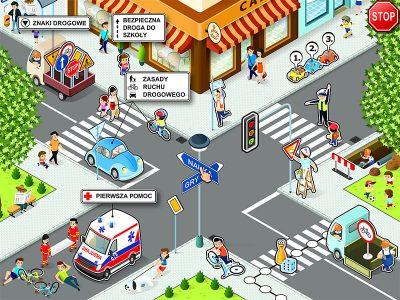 Bezpieczeństwo w ruchu drogowym (2018)