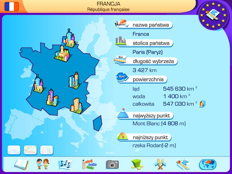 Unia Europejska dla dzieci (2013)