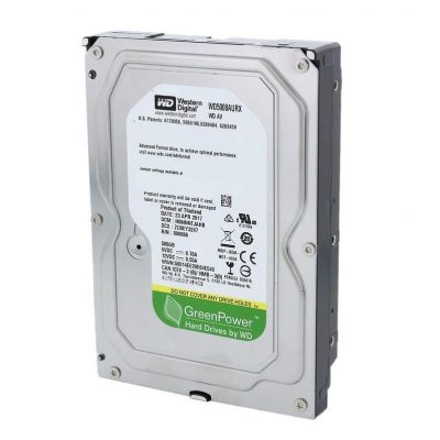 Western Digital WD AV-GP 3.5 500GB SATA600 64MB