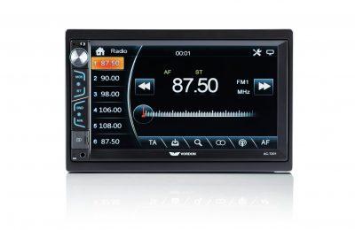 "Radio samochodowe AC-7201 Oregon 2-DIN 7"" BT"