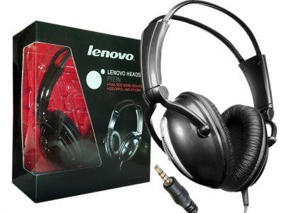 Słuchawki Lenovo P723N z mikrofonem nauszne