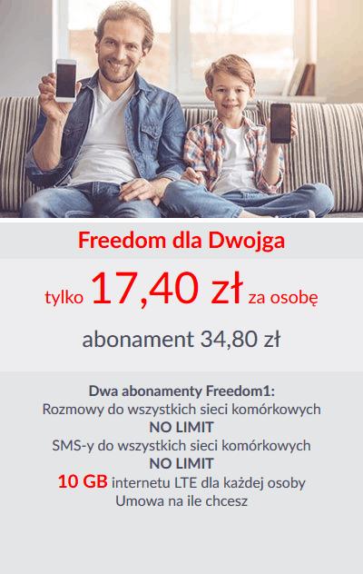 Freedom dla Dwojga