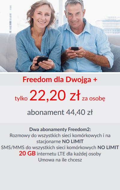 Freedom dla Dwojga +