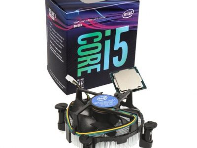 Procesor Intel Core i5-8400 BOX 2,80 GHz, LGA1151