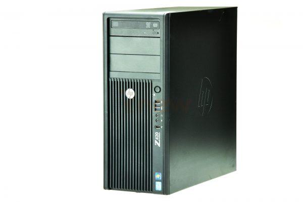 HP Workstation Z420 Xeon E5-1650v2 32GB SSD 240GB+2TB K2000-2GB Win10Pro