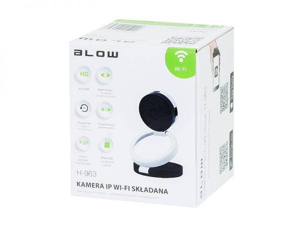 Kamera IP BLOW H-963 WiFi 720p microSD H.264